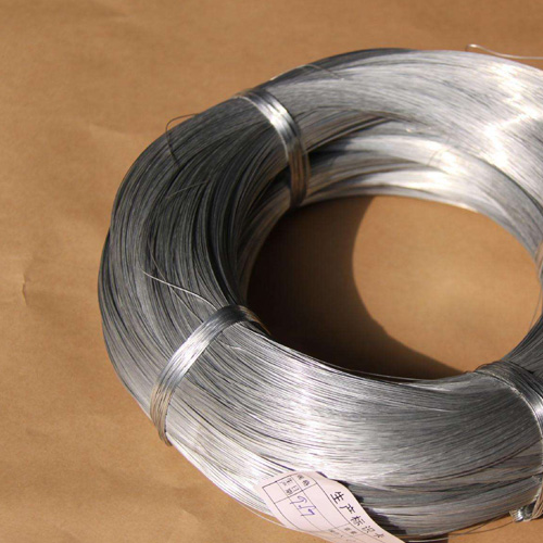 The Electro-Galvanized Wire